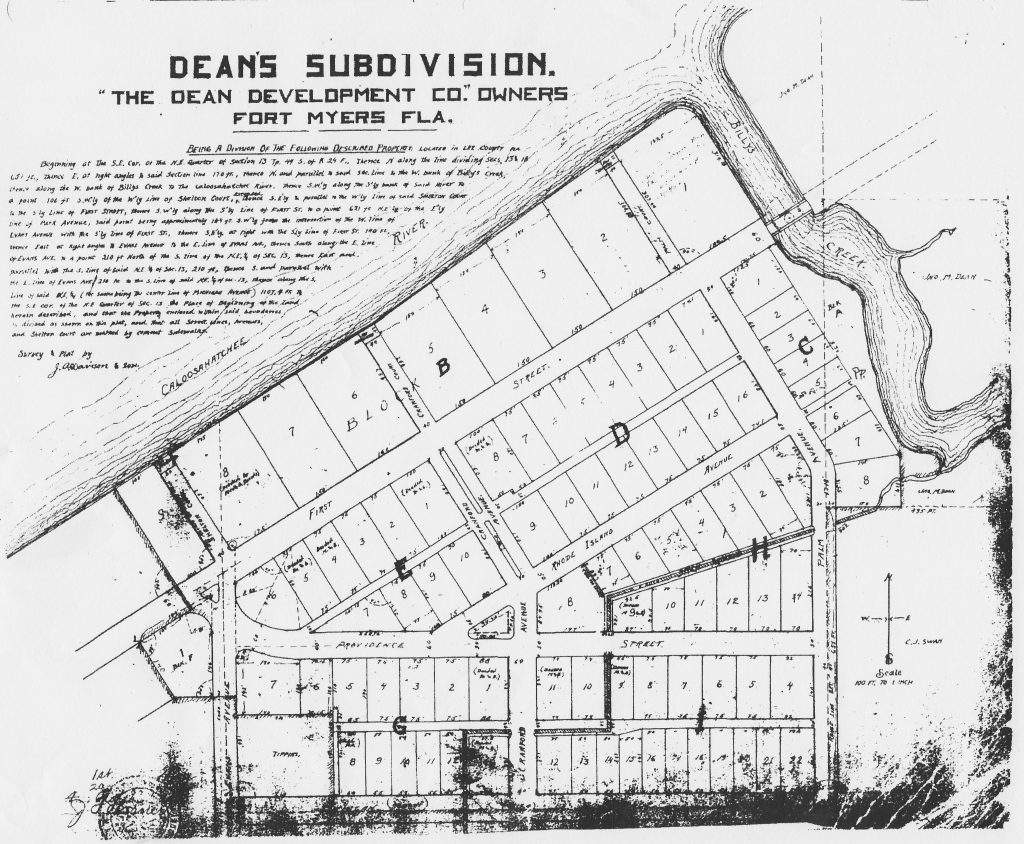 Dean's Subdivision-May 1, 1920_0002