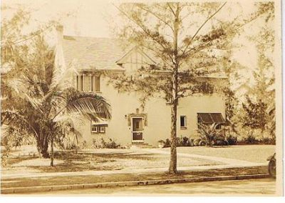 Stucky house-1920's photo