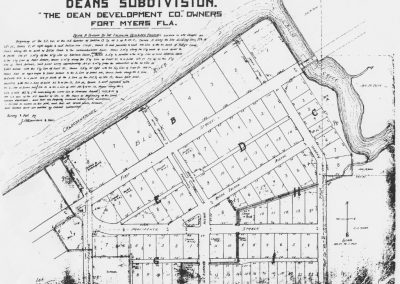 Deans Subdivision - May 1, 1920