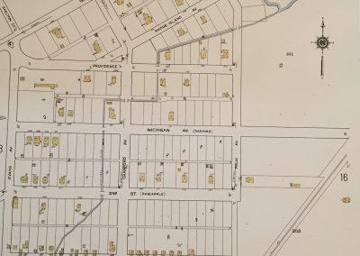 Sanborn Map Co. - 1922