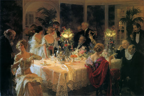 Progressive Dinner – January 25, 2020